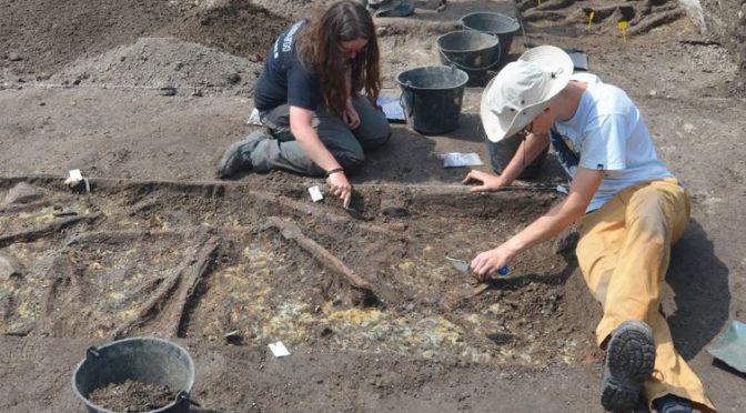Actualité de l'archéologie dans la vallée de l'Escaut –  septembre 2018