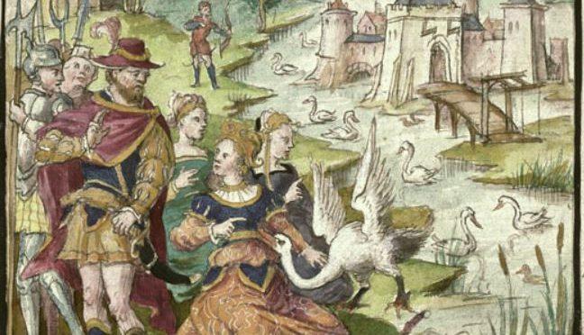 — De la carpe au cygne —                         Une histoire environnementale des pratiques aquacoles en scarpe-escaut                       (xiie-xviiie siècles)